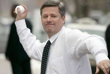 Harper government attacks on all fronts