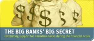 Canada Banks' Bailout