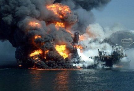 Peak Oil and Profits Behind Deepwater Disaster