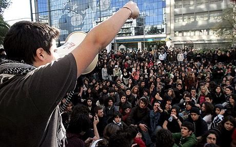 Another 48 hour general strike paralyses Greek society