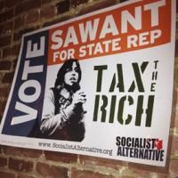 Socialist wins 28% of the vote in Seattle