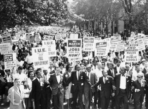 March on Washington for Jobs and Freedom. 1963