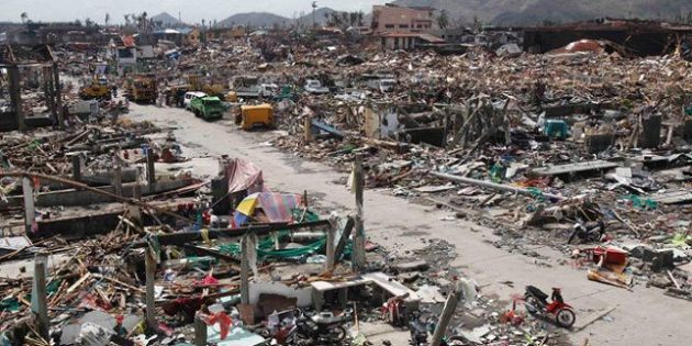 Philippines: Typhoon Haiyan destruction aggravated by capitalism