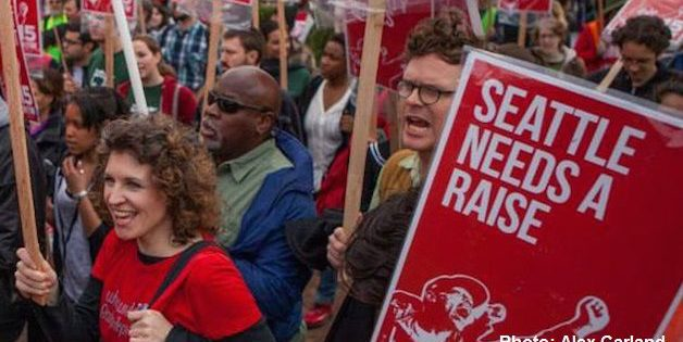 Seattle on Verge of Passing $15 Minimum Wage