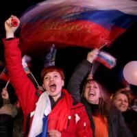 Ukraine: Crimea breaks away to join Russia