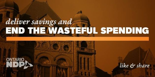 Ontario Election 2014: All three parties failing workers: Unions need to prepare to fight Austerity