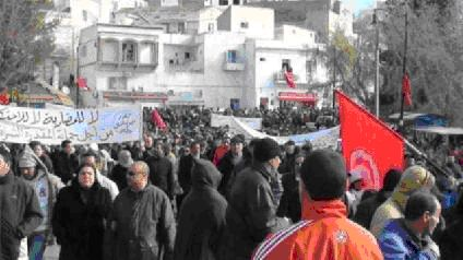 Tunisia: Three years on since the fall of Ben Ali