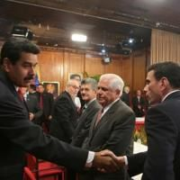 Venezuela: Bolivarian government and right-wing opposition discuss 'Pact of Co-Existence'