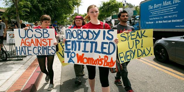 #YesAllWomen Twitter Storm Shows Millions are Ready to Fight Back against Sexism