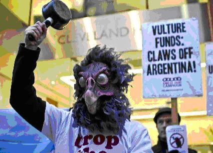 Argentina: Return to turmoil