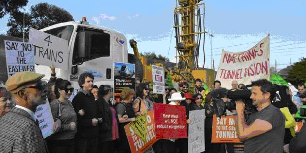Australia: Major community victory stops Melbourne's East-West Toll Road