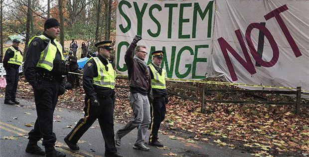Pipeline Battle in BC: Stopping Kinder Morgan