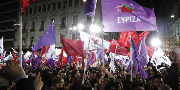 Greece: Syriza comes to power, as old ruling parties collapse
