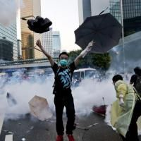 Hong Kong: Politics transformed by 'Umbrella Revolution'