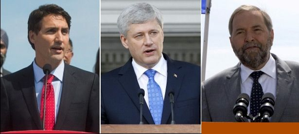 Stop Harper, Turn Left: Build a Voice for the 99%and a Strong Socialist Movement