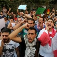 Lebanon: Mass protests against corrupt sectarian regime