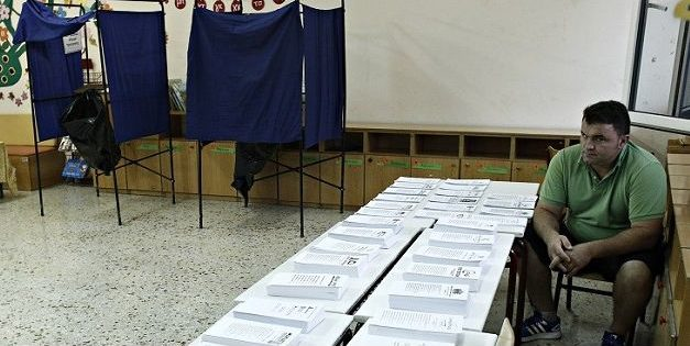 Greece: Mass abstention dominates general election