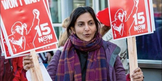 52% for Kshama Sawant: All Out to win in November