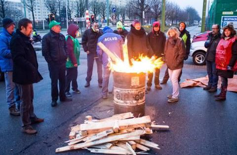 Quebec: Biggest Public Sector Strike in 40 Years