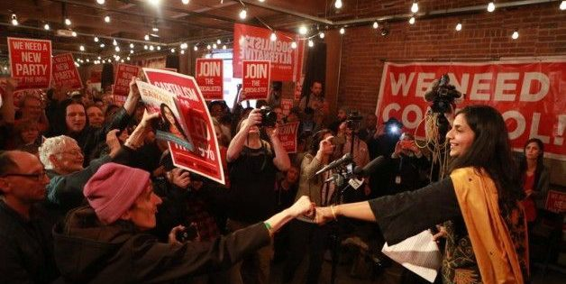 Kshama Sawant Re-elected