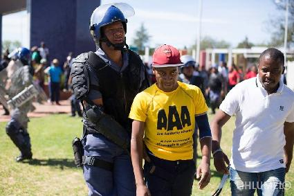South Africa: Worker and student protests intensify