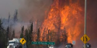 Fire Devastates Fort McMurray