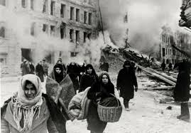 Leningrad: the epic siege of 1941-44