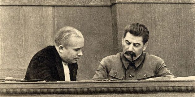 When Khrushchev Denounced Stalin