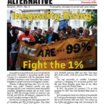 New issue (#4) of Socialist Alternative's Magazine