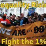 Inequality Rising: Fight the 1%
