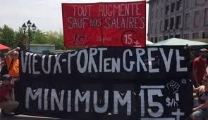 Montréal: Old Port Workers Continue Strike – Solidarity Vital