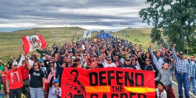 Mobilize to Stop the Dakota Access Pipeline
