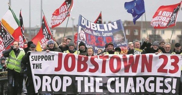 Ireland:The Jobstown trial threatens democratic rights