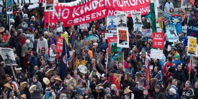 Trudeau Treachery – Liberals Approve Tar Sands Pipeline