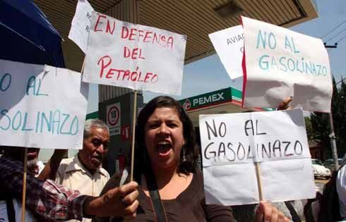 "Mexico: Mass movement against ""gasolinazo"""
