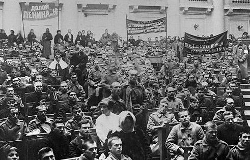 Russian Revolution: Overthrow of the Tsar to Edge of Power: February to October