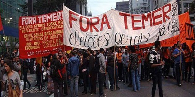 Brazil: General strike demonstrates working class strength against President Temer's 'reforms'
