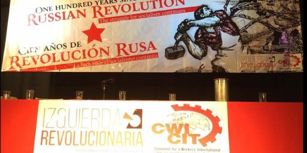 Spain: Historic congress of Izquierda Revolucionaria