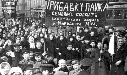 Russian Revolution: February 1917 – Lessons for today's struggles against dictatorship