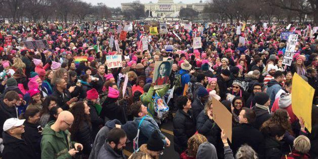 Women's Marches: A new movement rising