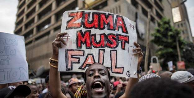 South Africa: ANC President Zuma purges cabinet