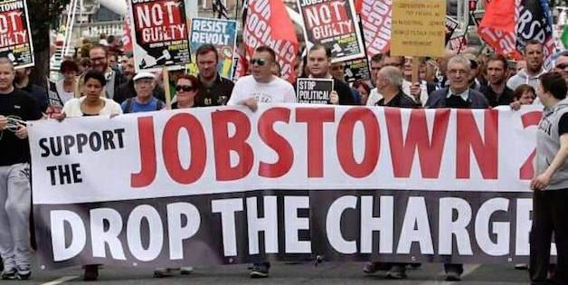 Ireland: Jobstown Trial Exposes Establishment