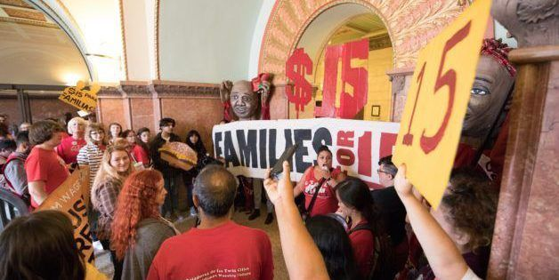 Socialists Spearhead Victory on $15 in Minneapolis
