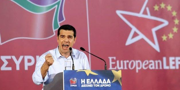 Greece: The rise and fall of Syriza