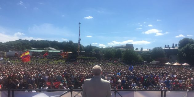 Britain's earthquake election: Consolidating the Corbyn revolution