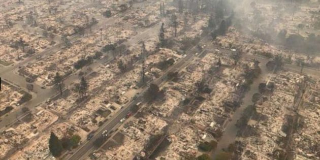 Northern California Wildfires: Lives Ruined, Profits Protected