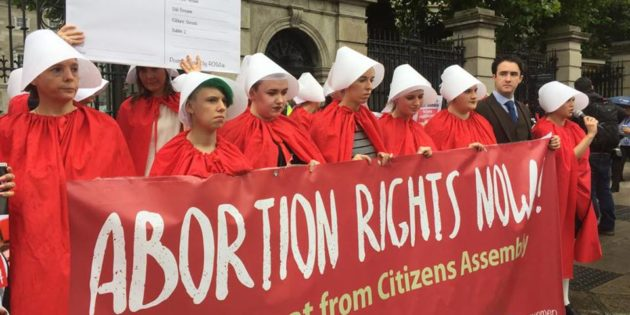 Ireland: CWI members play key role in landmark abortion rights decision