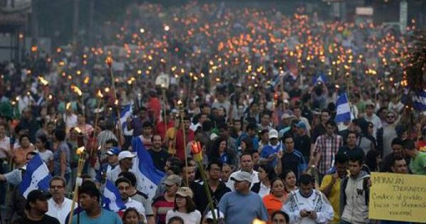 Honduras: The rebellion spreads. Turn it into revolution!