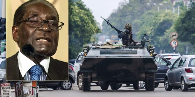 Zimbabwe: Mugabe has gone – but his regime remains in power