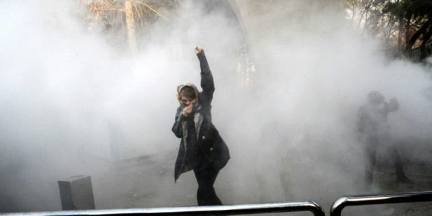 Iran: Protests against financial scandals helped spark wider opposition